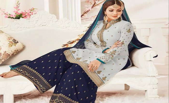 Short-frock-with-sharara1