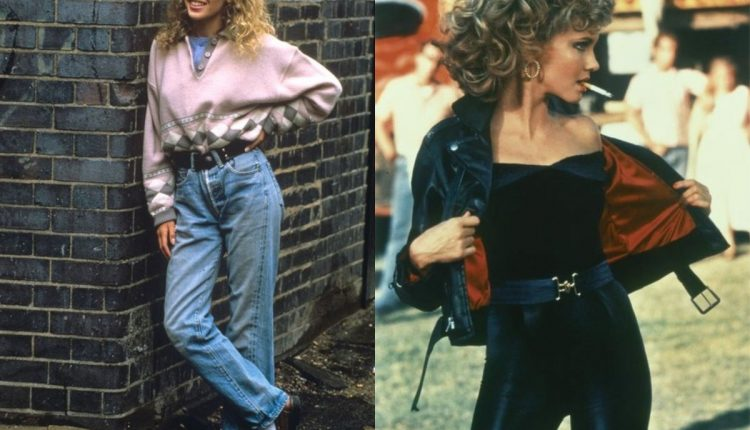 Beautiful in the 80s Vintage Clothing3