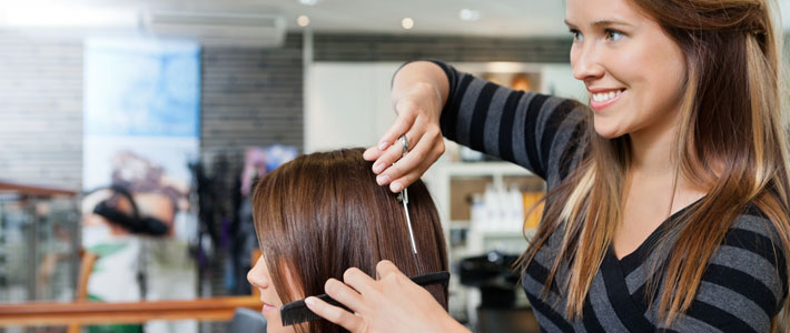 services of Hair stylish to get a perfect look