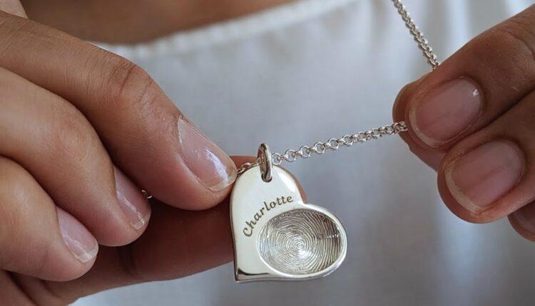 Fingerprint Jewelry- The Best Gift Idea