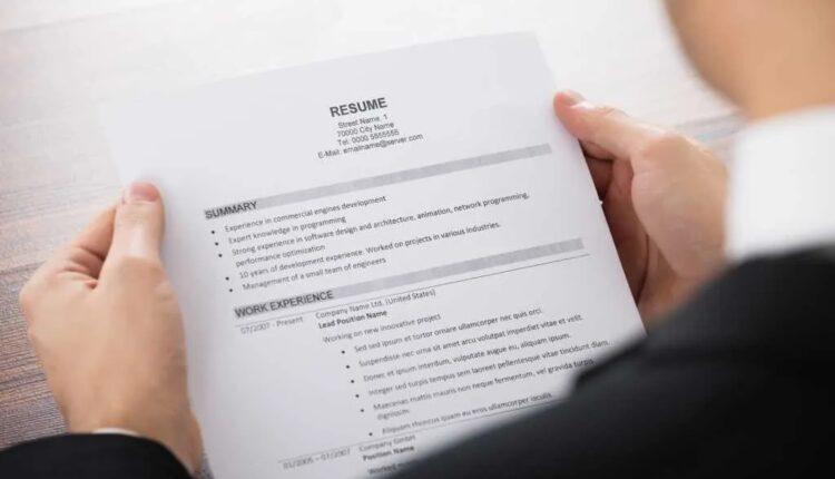 Get Free Resume Samples