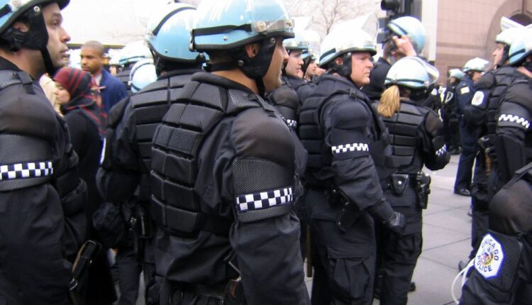 Police Gear Do Law Enforcement Officers