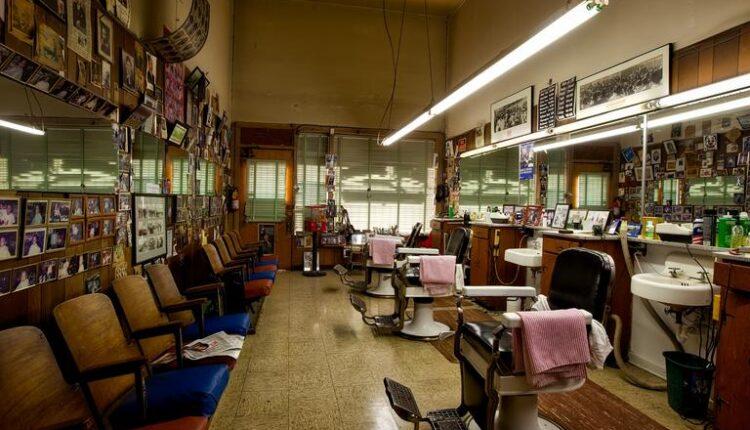 Salon Booth Rental