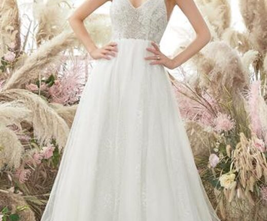 5 tips for choosing your wedding dress