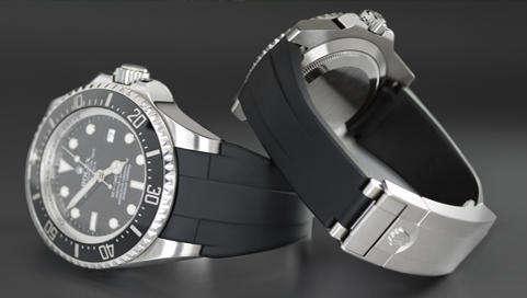 Rolex Rubber Watch Bands